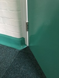 East-Witterings-Community-Primary-School-Door-architrave-filled-after