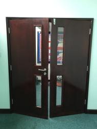 East-Witterings-Community-Primary-School-Rosewood-double-doors