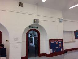 Saint-Phillips-Arundel-School-Hall-Doors-archways-skirtingboards