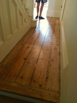 Taswell Road flooring